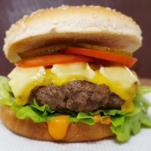 ROYAL CHEESE BURGER